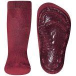 Antislip sokken Warm Donkerroze