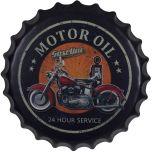 Bierdop/kroonkurk motor oil