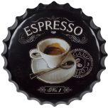 Bierdop/kroonkurk espresso