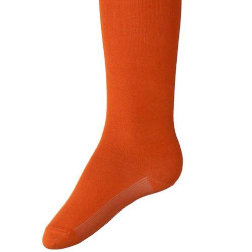 Kindermaillot effen Donker Oranje