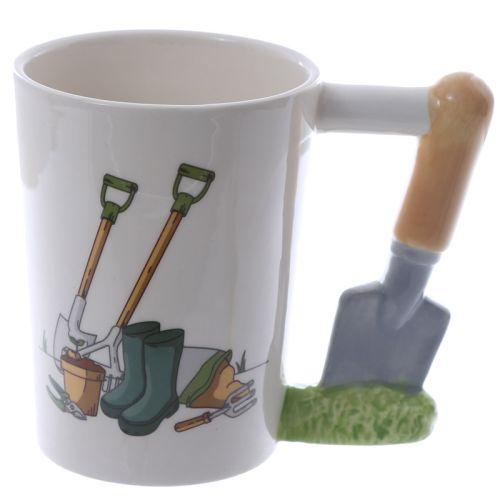 Beker handvat tuinschep