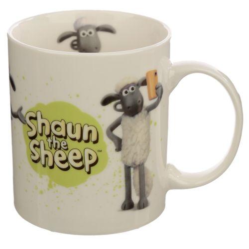 Beker Shaun het schaap