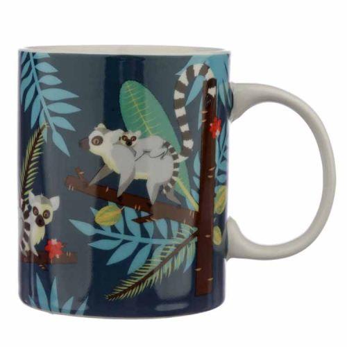 Beker Lemur - Ringstaart Maki