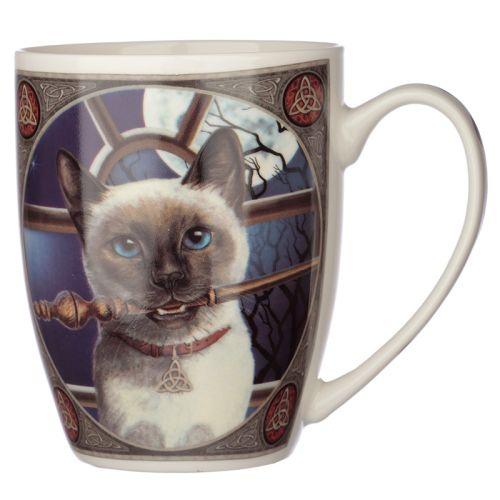 Beker kat Lisa Parker - hocus pocus cat
