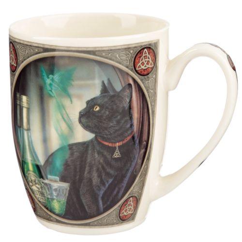 Beker kat Lisa Parker - Absinthe cat