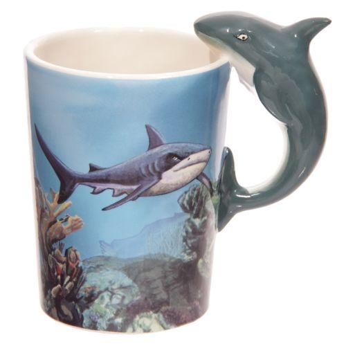 Beker haai lisa parker