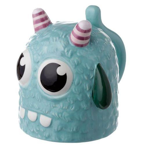 Ondersteboven beker - Monstarz blauw monster