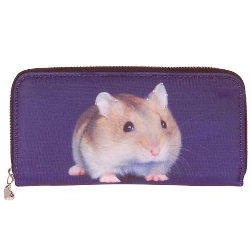 Portemonnee groot hamster