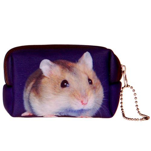 Kleine etui/klein toilettasje hamster