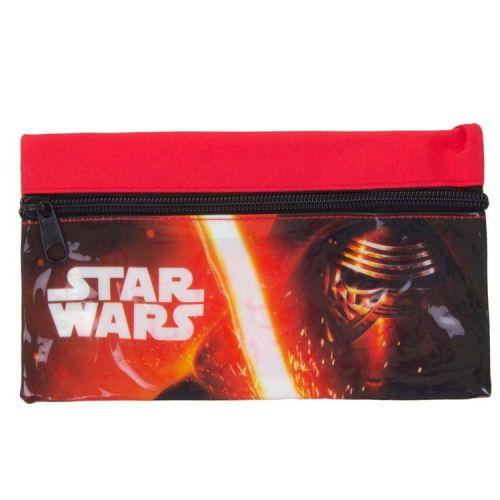 Etui Star Wars rood 20x11,5 cm