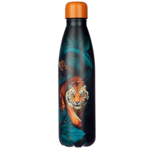 Thermosfles RVS 500ml - Tijger in de jungle