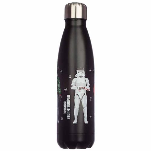 Thermosfles RVS 500ml - Stormtrooper kerst