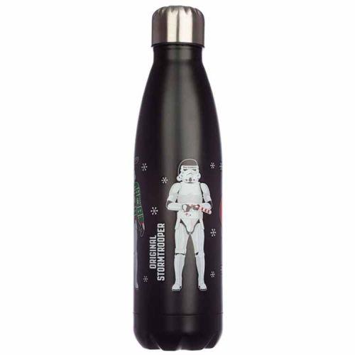 Thermosfles RVS 500ml - Stormtrooper kerst
