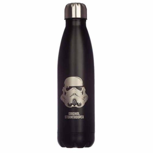 Thermosfles RVS 500ml - Stormtrooper zwart