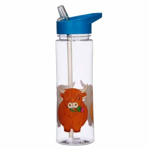 Waterfles 550ml - Highland koe