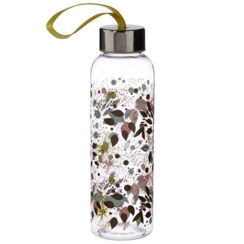 Waterfles 500ml - Wisewood Botanisch bloemen en bladeren