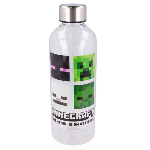 Minecraft waterfles 850 ml