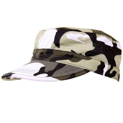 eldpet camouflage zwart/wit urban voor kinderen