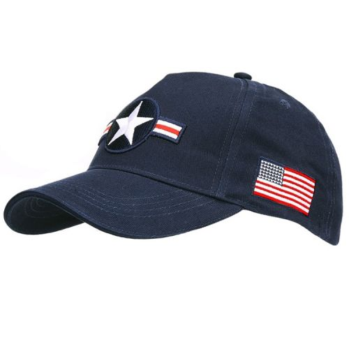 Baseballcap US Air Force blauw