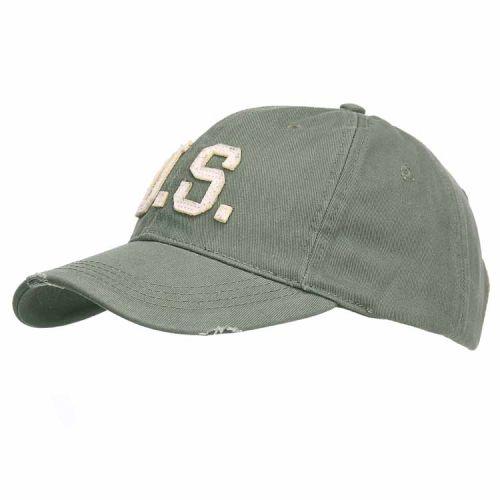 Baseballcap U.S. groen