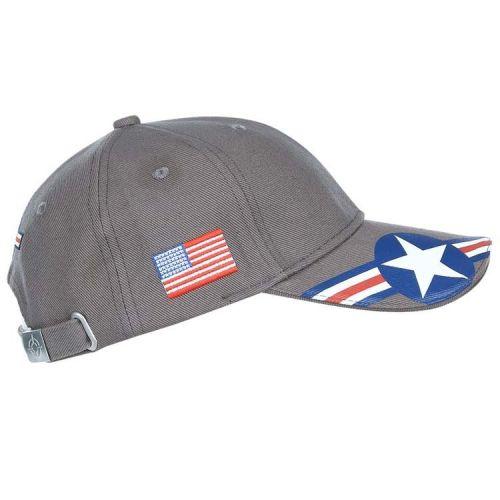 Baseballcap US Air Force - USAF -Grijs