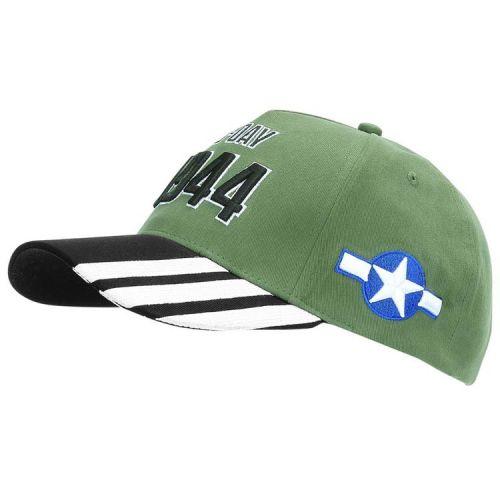 Baseballcap D-Day 1944 - Groen