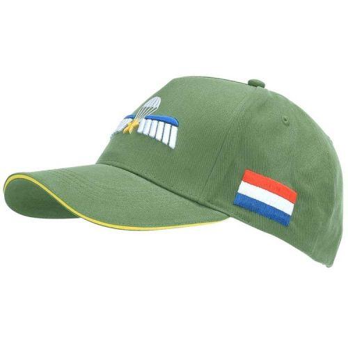 Baseballcap Dutch Night Para Wing - Groen