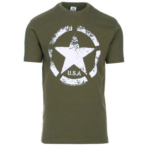 T-shirt vintage US Army Star