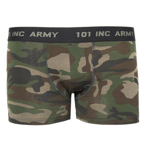 Heren Boxershort camouflage print