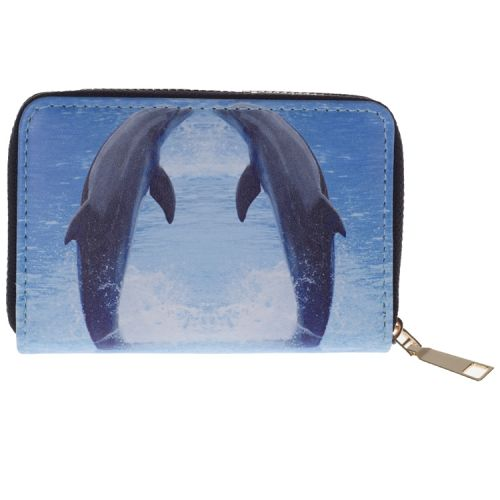 Portemonnee dolfijn