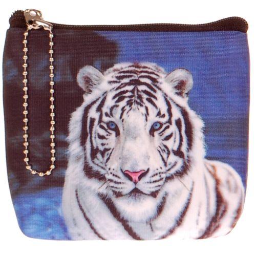 Kleine portemonnee tijger