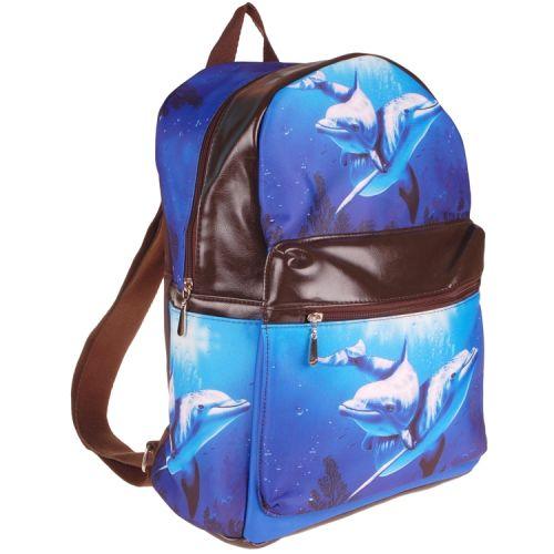 Rugzak dolfijn