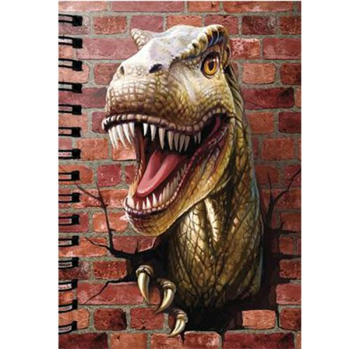 Notitieboekje Dinosaurus T-REX