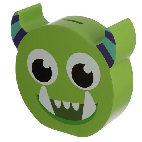 Spaarpot Monstarz groen monster