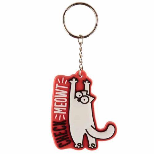 Sleutelhanger Simon's Cat