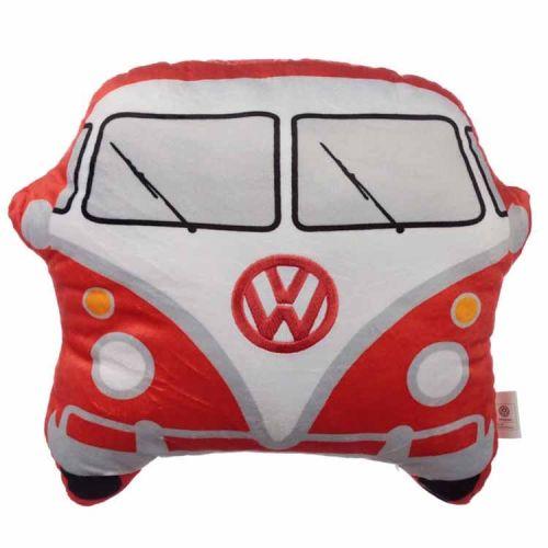 Kussen Volkswagen T1 rode kampeerbus