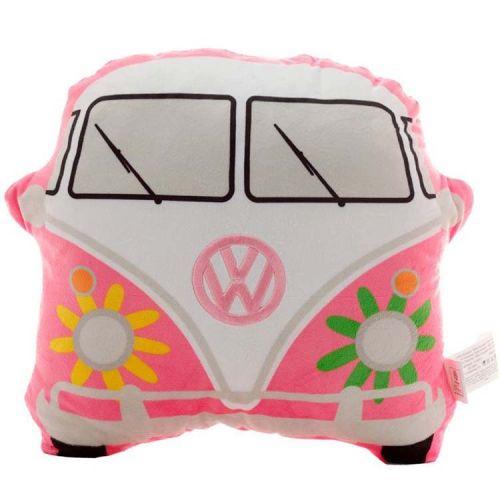 Sierkussen Volkswagen busje T1 Roze - Summer Love