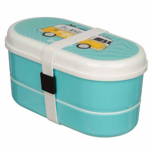 Japanse lunchbox/Bento box - Volkswagen T1 surf