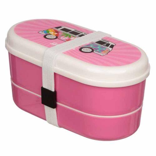 Japanse lunchbox/Bento box - Volkswagen T1 summer