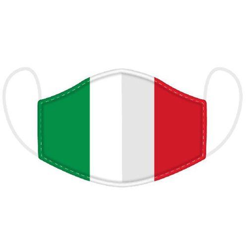 Mondkapje - Italiaanse vlag