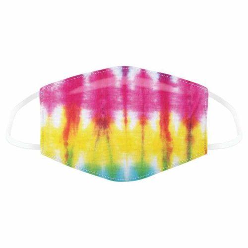 Mondkapje Tie Dye Regenboog