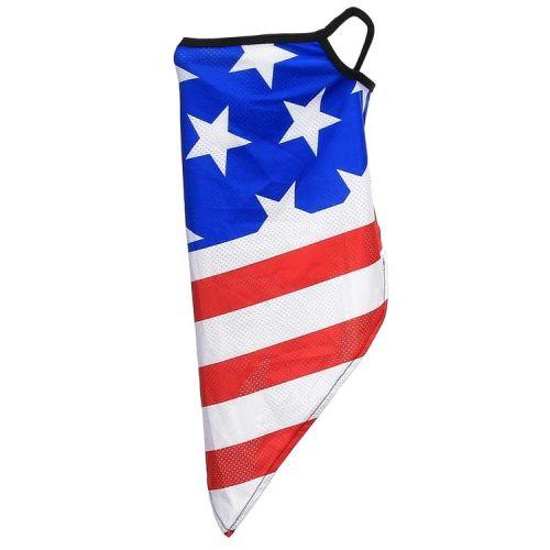 Gezichtsbedekking sjaal - Amerikaanse vlag
