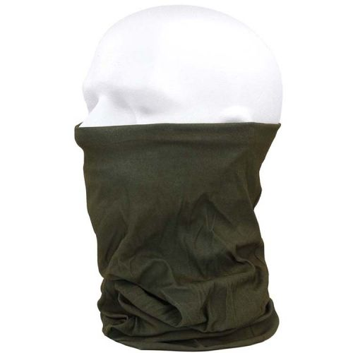 Gezichtsbedekking sjaal - Tactical Wrap groen