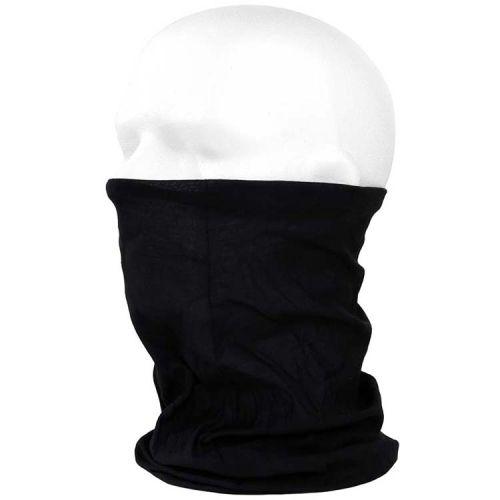 Gezichtsbedekking sjaal - Tactical Wrap zwart