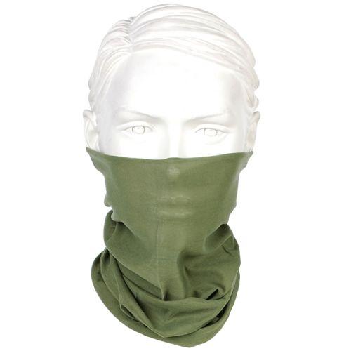 Gezichtsbedekking sjaal - Face Wrap groen