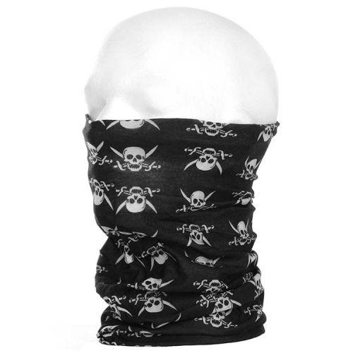 Gezichtsbedekking sjaal - Face Wrap schedels
