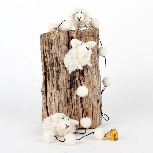 Vilten slinger schapen
