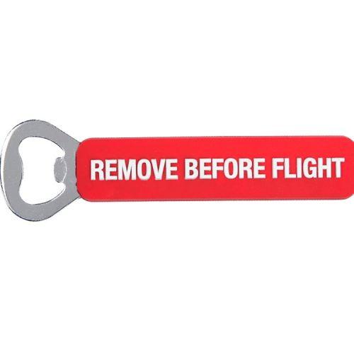 Flesopener - Remove Before Flight