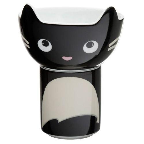 Beker en Schaaltje - Feline Fine Cat