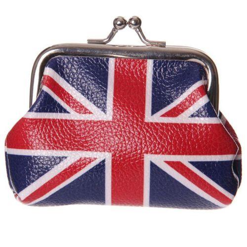 Knipportemonnee Britse Vlag